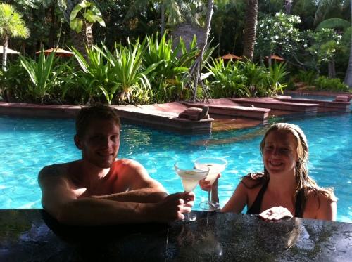 Anantara pool
